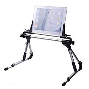 Xcellent Global Tablet Bed Stand Adjustable Portable Foldable for Any Ipad / PAD / Phone / Tablet Lazy Man