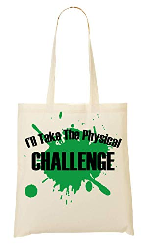 Take Mano I'Ll Bolsa La The AMS Compra Bolso Challenge De De Physical H5xq4B