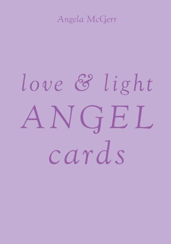 Love & Light Angel Cards by Sterling