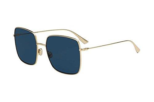 Dior STELLAIRE 1 Gold/Blue 59/18/145 Women Sunglasses (Sunglasses Dior)