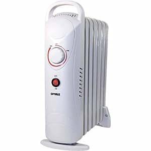 Amazon Com Optimus 700w Mini Portable Heater With Oil