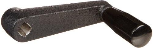 Monroe 30084 Aluminum Crank Handle with Revolving Handle, Si