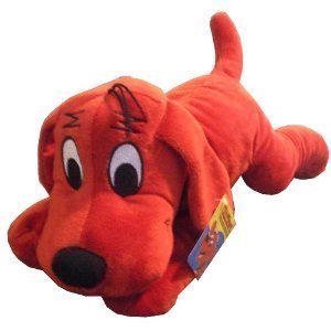 Amazon Com Clifford The Big Red Dog Plush Stuffed Animal