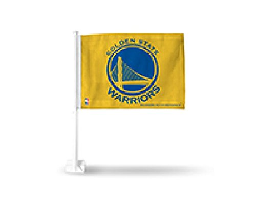 (Rico Industries NBA Golden State Warriors Car Flag)