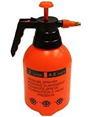 طرمبة رشاش ماء زراعية للنباتات بسعة 2 لتر - لون برتقالي