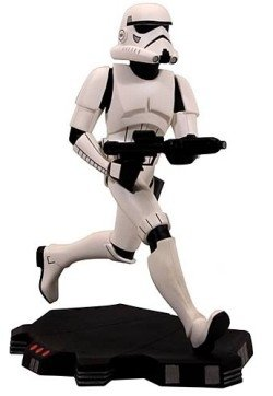 Gentle Giant Maquettes - Star Wars Animated Stormtrooper Maquette by Gentle Giant