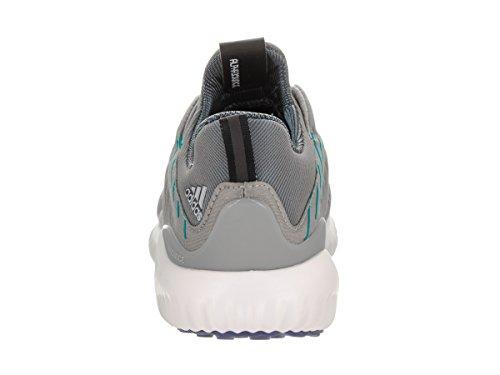 Adidas Performance Kvinders Alphabounce Hpc W Løbesko Multi Solid Grå / Fodtøj Hvid 3ExOok