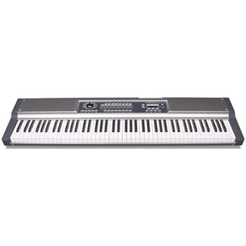 studiologic vmk 188 plus 88 key hammer action keyboard controller musical instruments. Black Bedroom Furniture Sets. Home Design Ideas