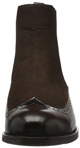 marrone Andrea 061 Stivali Di Scuro Chelsea Donne Conti 1462717 Brown pwFFaP1xq