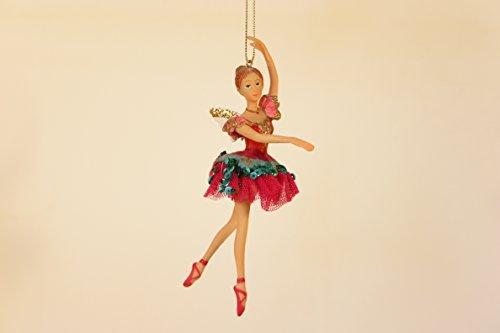 Gisela Graham Nussknacker Clara Ballerina Christbaumschmuck