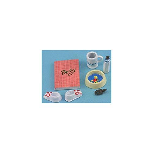 Dollhouse Miniature Baby Set International Miniatures