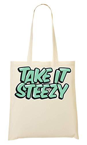 La Steezy Bolsa De It De Compra AMS Take Bolso Mano 8wAURTRq