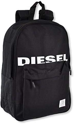 Diesel Backpack - black, one size