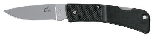 Gerber 46009 L.S.T. Drop Point, Fine Edge Knife, Outdoor Stuffs