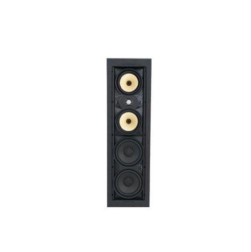 "SpeakerCraft Profile AIM Cinema Five Dual 5-1/4"" and Dual 6"" In-Ceiling Speaker (Each) Black ASM59105"