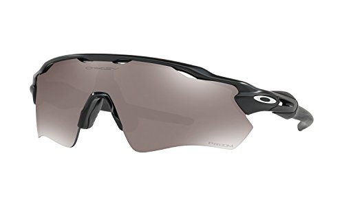 Oakley Radar EV Path Sunglasses Matte Black with Prizm Black Polarized - Radar Case Oakley