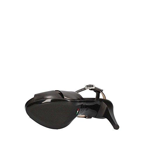 Nero Giardini P717900DE Sandalias Mujer Negro