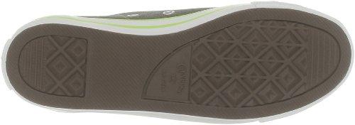 Converse Dainty Neon Ox 288960-52-122 - Zapatillas de tela para mujer Gris (Grau (Charcoal/Jaune))