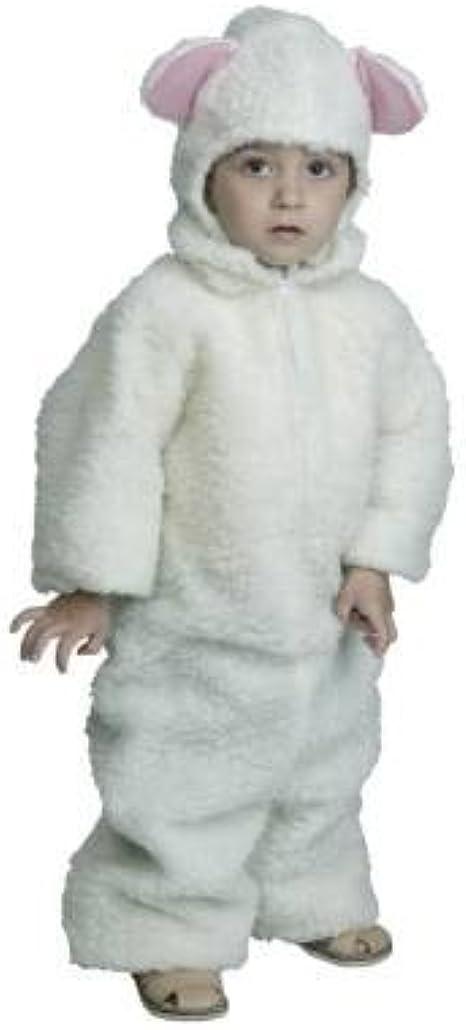 Disfraz oveja bt 3-4 años: Amazon.es: Ropa y accesorios