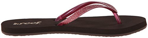 Brown Stargazer Sassy Women's Reef Berry Sandal 6IEqO8x5