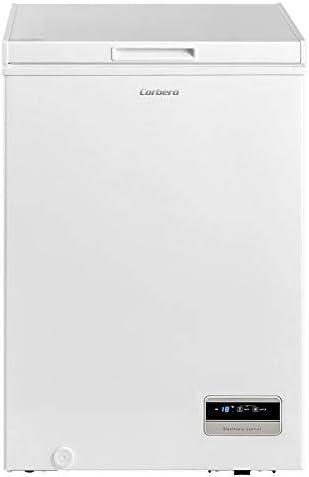 Corbero Congelador Horizontal CCHM109W,93L,A+,85x+: 141.57: Amazon ...