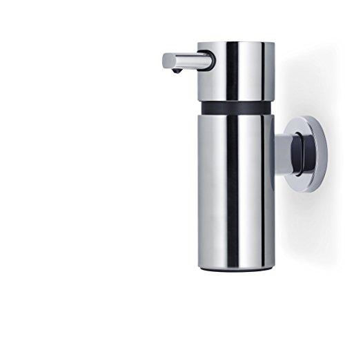 Blomus Modern Soap Dispenser - blomus 68814 Polished Areo Wall Mounted Soap Dispenser