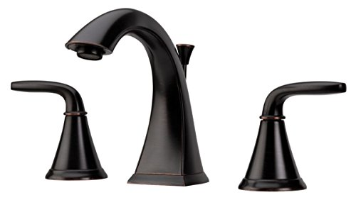 8 faucet bathroom bronze - 2
