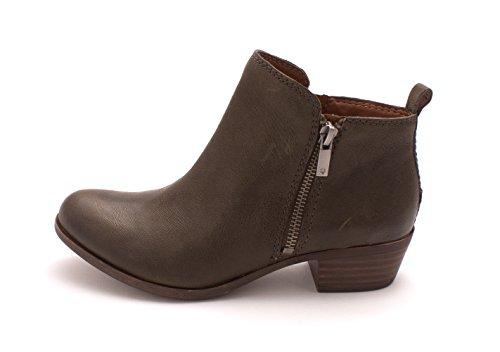 Lucky Brand Womens Basel Boot Green