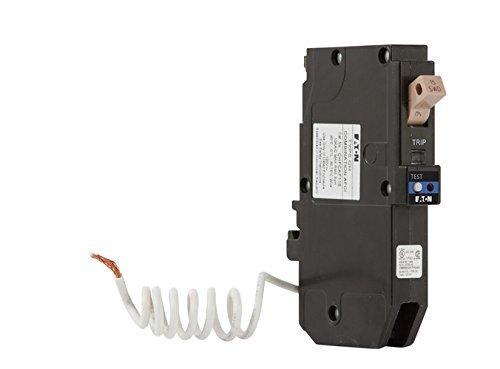 Cutler Hammer 15 Amp Dual Purpose Combination Arc Fault & Ground Fault ()