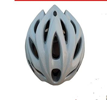 qyp casco de bicicleta cascos de seguridad, color blanco ...