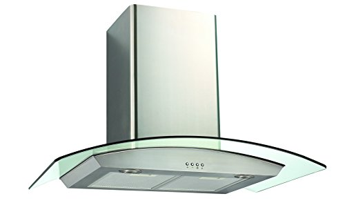 microwave oven above stove - 5