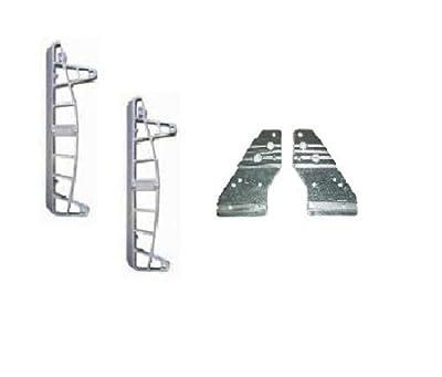 "Heavy Duty 18"" Stair Climber Conversion Kit (Fits Most Aluminum Hand Trucks)"