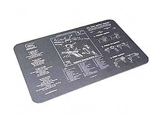 Glock Bench Mat, Outdoor Stuffs
