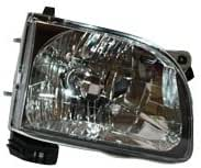TYC 20-6073-00 Compatible with TOYOTA Tacoma Passenger Side Headlight Assembly