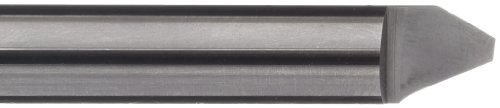 variant image of LMT Onsrud 37-10 Solid Carbide Engraving Tool, Uncoated (Bright) Finish, 1 Flute, 0.090