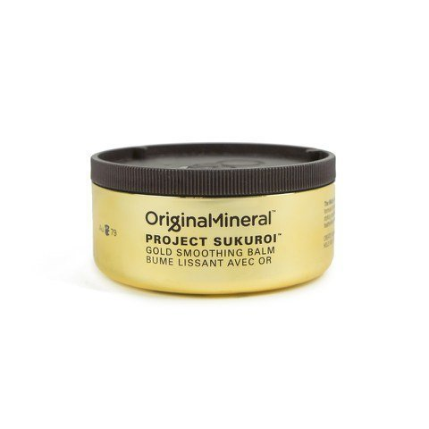 Original & Mineral Project Sukuroi Gold Smoothing Balm (100Ml) by Original & Mineral