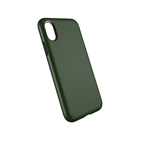 Speck Products 103130-6586  Presidio Case for iPhone X, Dusty Green/Dusty Green (Dusty Green)