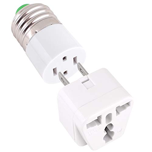 Outdoor Light Bulb Plug Adapter in US - 5