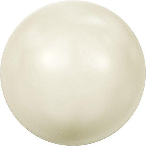 (5810 Swarovski Pearls Round Crystal Ivory Pearl | 3mm - Pack of 50 | Small & Wholesale Packs)