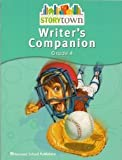 Writer's Companion, HARCOURT SCHOOL PUBLISHERS, 0153670754