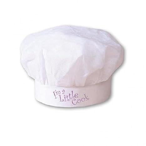 AMSCAN 16 cm piccolo cuochi 4 cappelli di carta  Amazon.it  Casa e ... a947d93cb4b8