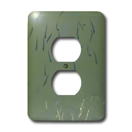 3dRose LLC lsp_7339_6 Schools Out, 2 Plug Outlet Cover