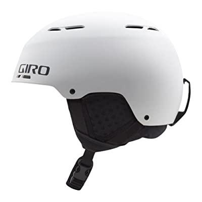 Giro 2013/14 Combyn Winter Snow Helmet (Matte White - L)