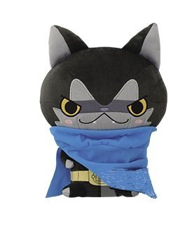Movie monsters watch Super DX Plush Toy - Buchinyan & Dark Nyan ~ [Dark Nyan