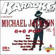 (Karaoke: Michael Jackson 1)