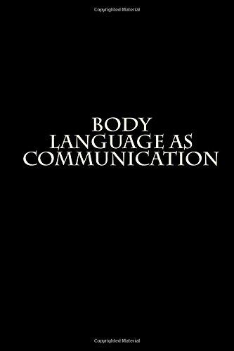 body language as communication pdf