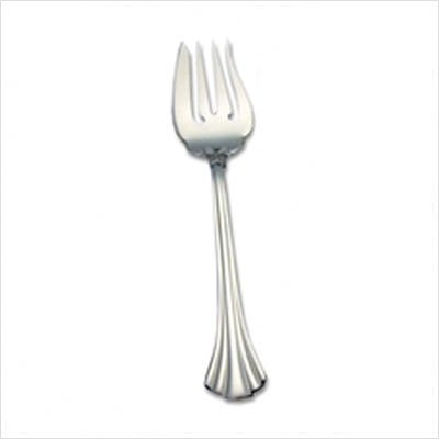 Reed & Barton 1800 Ind Salad Fork (Silver Fork Plated & Barton Reed)