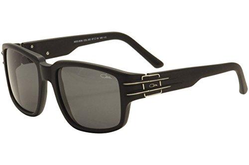 Cazal 8026 Sunglasses 002 Matte Black/Silver - Optika Sunglasses