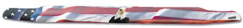 ilante Premium Hood Protector for RAM (American Flag with Eagle) (Usa Rocks American Flag)