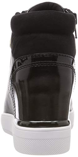 Mujer Aldo Black jet Negro 96 1 Para Ailanna Zapatillas qS1nStR